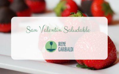4 postres saludables para San Valentín