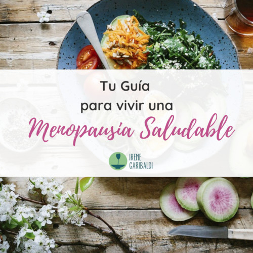 eBook Menopausia Saludable