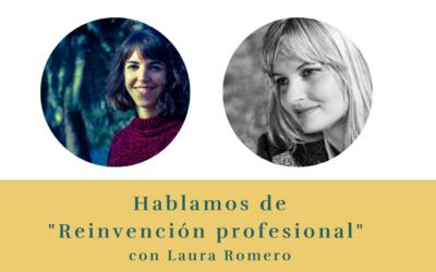 Entrevista sobre la «Reinvención profesional»